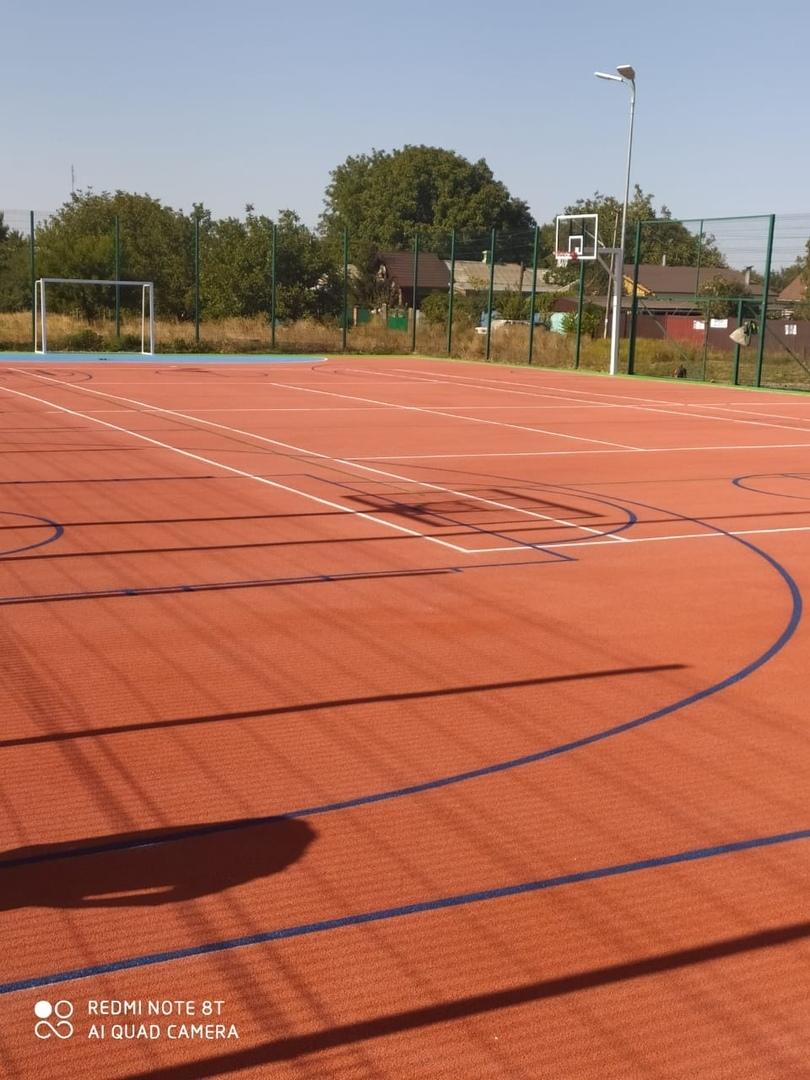 На территории Таганрога реализован проект Губернатора Ростовской области в сфере «Физическая культура и спорт»