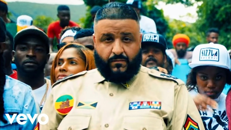 DJ Khaled Holy Mountain ft Buju Banton Sizzla Mavado 070 Shake