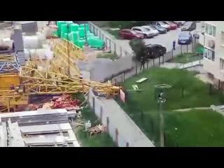 Ураган на Урале