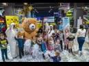 KIDS EVENT EVOLUTION бумажное шоу