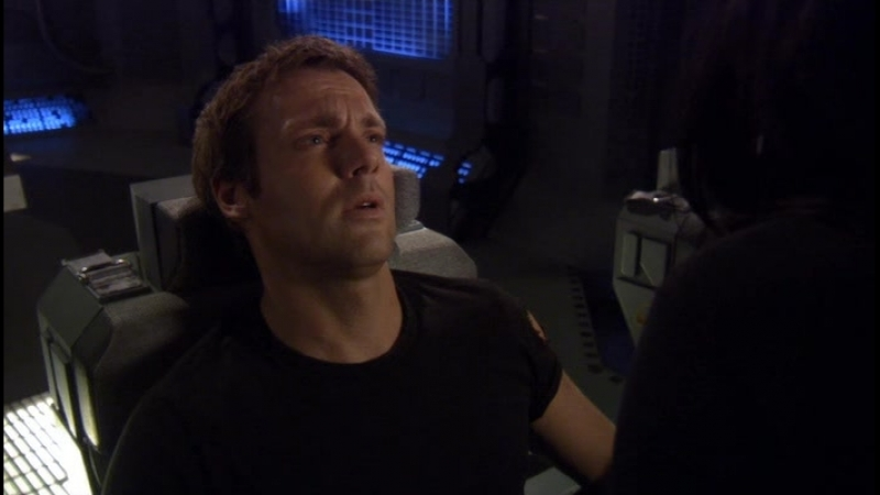 SG-1. Season 8.12. Prometheus Unbound