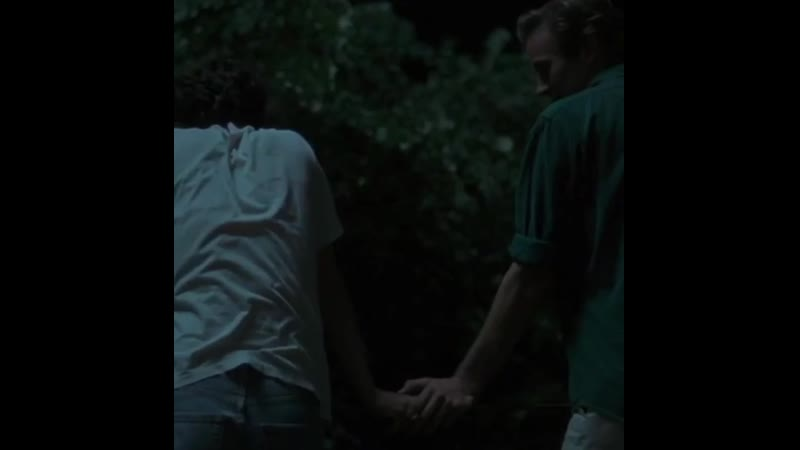 Call Me by Your Name I don't want you to go