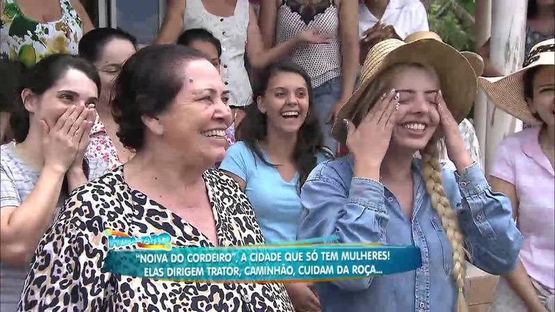 Faro visita a famosa cidade das mulheres solteiras