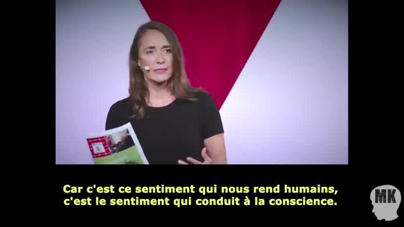 Anneke Lucas Conférence TEDx Magistrale dune Survivante (pédocriminalité de réseau élitiste)