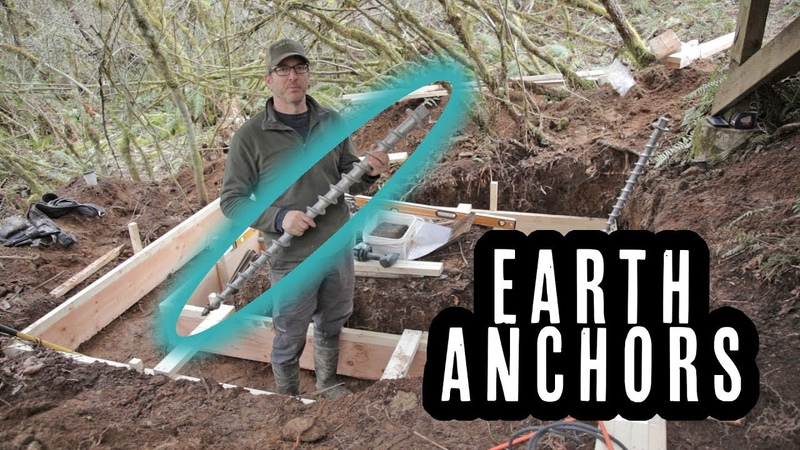 Putting Earth Anchors to the Test