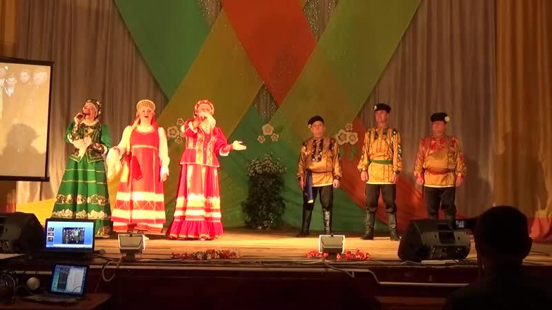 Народный коллектив ансамбль народной песни Уральская куделя поздравляет всех с праздником Великой Победы 9 Мая